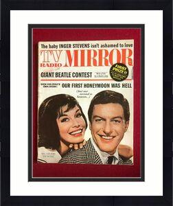 "1964, Dick Van Dyke / Mary Tyler Moore , ""TV RADIO MIRROR"" Magazine (No Label)"