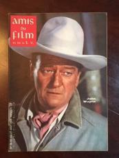 "1964, John Wayne, 'Amis ou Film"" Magazine (Scarce) ""The Duke"