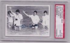 1964 The Beatles B/w John Lennon 3rd Series Card #151 Psa 10 Gem Mint Centered