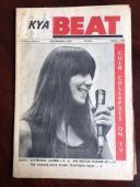 "1965, Cher, ""KYA BEAT"" Magazine (Scarce) (Sonny & Cher)"