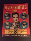 1965 Elvis vs The Beatles Magazine (No Label)