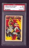 1966 A & BC BATMAN #51 PSA EX-MT 6 Flaming Welcome Black Bat