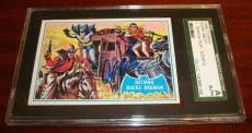 1966 Batman #31b Batman & Robin Bucks Badman Adam West Signed Jsa Sgc Autograph