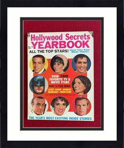 "1966, BATMAN, ""Hollywood Secrets YEARBOOK"" Magazine (No Label) Scarce"