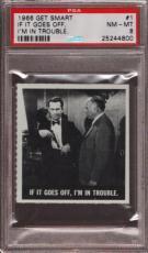 1966 Get Smart #1 If It Goes Off, Pop 5 Psa 8 N2214113-800