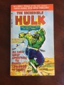 "1966 ""Incredible Hulk"", Lancer Paperback Book - Marvel - Stan Lee"