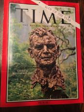 1966 Signed Time Magazine Cover General William Westmoreland Jsa Authenticated