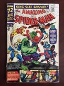 "1966, Stan Lee, ""Autographed"" (JSA) ""AMAZING SPIDER-MAN"" Comic Book (Scarce)"