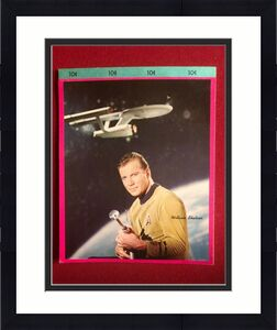 "1966, Star Trek, Capt. Kirk, ""Un-Used"" Writing Tablet (Scarce / Vintage)"
