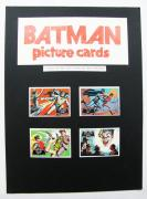 1966 Topps Batman (Black Bat) Cards Archive Board