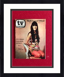"1967, CHER, ""TV"" Magazine (No Label)"