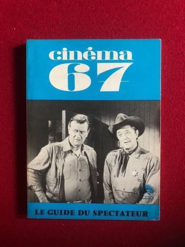 "1967, John Wayne, ""CINEMA 67"" Magazine (No Label) Scarce"
