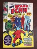 "1967, Stan Lee, ""Autographed"" (JSA), ""Not Brand ECHH"" #1 Comic Book (Scarce)"