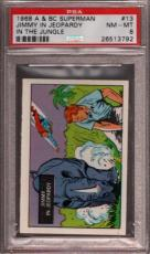 1968 A & Bc Superman In The Jungle #13 Jimmy Jeopardy Pop 5 Psa 8 X2397003-792