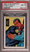1968 A & Bc Superman In The Jungle #16 Fangs Of Death Pop 2 Psa 8 X2396936-789