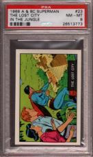 1968 A & Bc Superman In The Jungle #23 Lost City Pop 5 Psa 8 X2397161-773