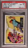 1968 A & Bc Superman In The Jungle #26 Jimmy On Spot Pop 5 Psa 8 X2397162-772