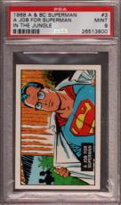 1968 A & Bc Superman In The Jungle #3 Job For Superman Pop 1 Psa 9 X2397074-800