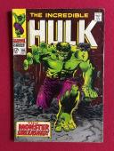 "1968, Stan Lee, ""Autographed"" (JSA) ""Incredible Hulk #105"" Comic Book (Scarce)"