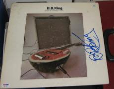 1970 B.b. Bb King Blues Legend Signed Indianola Mississippi Seeds Album Jsa/coa