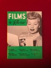 "1971, Lucille Ball, ""FILMS"" Magazine (No Label)"