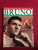 "1972, Bruno  Sammartino, ""BRUNO""  Collector's Item Magazine (Scarce)"
