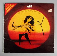 1972 Elf – Ronnie James Dio Record Album (Sealed) From Original Tower Records