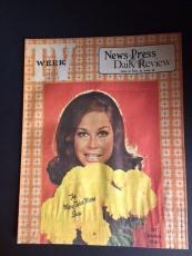 """1972 Mary Tyler Moore, """"TV Week"""" Guide"""