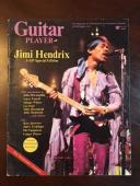 "1975, Jimi Hendrix, ""Guitar Player"" Magazine (Scarce)"