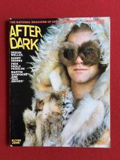 "1976, Elton John, ""After Dark"" Magazine (No Label) Scarce"