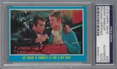 1976 HENRY WINKLER HAPPY DAYS SIGNED CARD #25 PSA/DNA AUTH AUTO To Colleen #5711