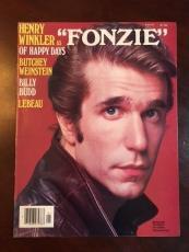 "1976, ""The Fonz"", Henry Winkler, ""FONZIE"" Magazine"