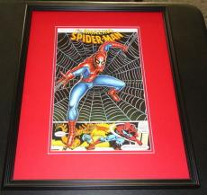 1977 Amazing Spider-Man Thought Factory Framed 10x15 Poster Official Repro
