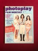 "1977, Charlie's Angels, ""Photoplay"" Magazine  (Farrah Fawcett)  (No Label)"