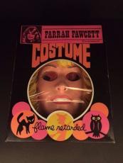 1977 Farrah Fawcett (Charles' Angeles), Vintage Costume