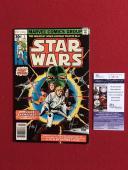 "1977, Star Wars #1 Comic Book, ""Autographed"" (JSA) Howard Chaykin / Illustrator"