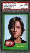 1977 Star Wars #235 Luke Skywalker (mark Hamill) Pop 6 Psa 10 N2291892-521