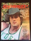 "1977 Sylvester Stallone, ""Gossip"" Magazine"