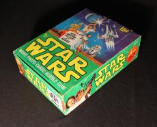 1977 Topps Star Wars Fifth (5th) Series Full Wax Box - Super Rare Variant
