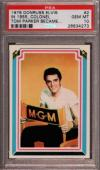 1978 Donruss Elvis #2 In 1955, Colonel Pop 4 Psa 10 N2417958-273