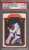 1978 Donruss Elvis #49 Elvis' Records No. 49 Pop 3 Psa 10 N2449641-140