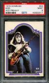 1978 Donruss Kiss #63 Ace Frehley Pop 10 Psa 9 N2576231-617
