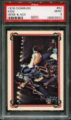 1978 Donruss Kiss #92 Gene Simmons-ace Frehley Pop 6 Psa 9 N2547364-632