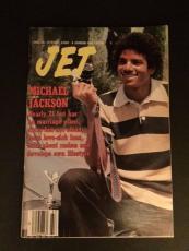 "1979 Michael Jackson, ""JET"" Magazine (No Label)"