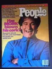 "1979 Robin Williams, ""People"" Magazine"