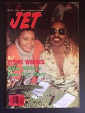 "1979 Stevie Wonder, ""JET"" Magazine (No Label)"