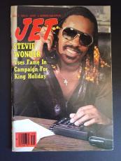 "1980 Stevie Wonder, ""Jet"" Magazine (No Label)"