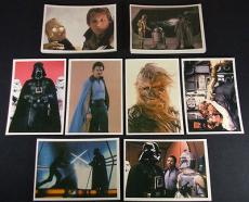 1980 Topps Star Wars The Empire Strikes Back 5 x 7 Photo Card Set (30)