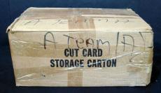 1983 Topps A-Team Bulk Vending Case (Sheet A) (8650 Cards)
