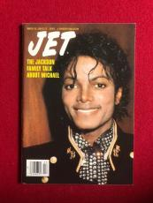 "1984, Michael Jackson , ""JET"" Magazine (No Label) Scarce"